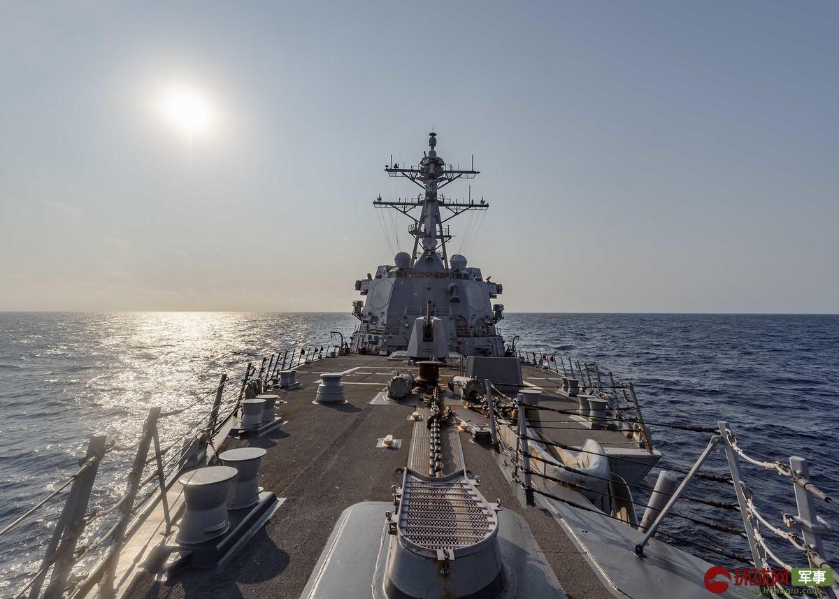 美艦又擅闖中國西沙領海 南部戰區回應