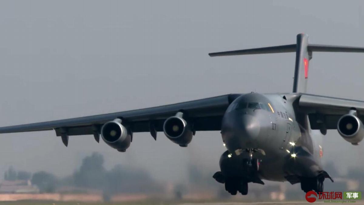空军发布最新宣传片 歼20歼16歼10C教10罕见同框