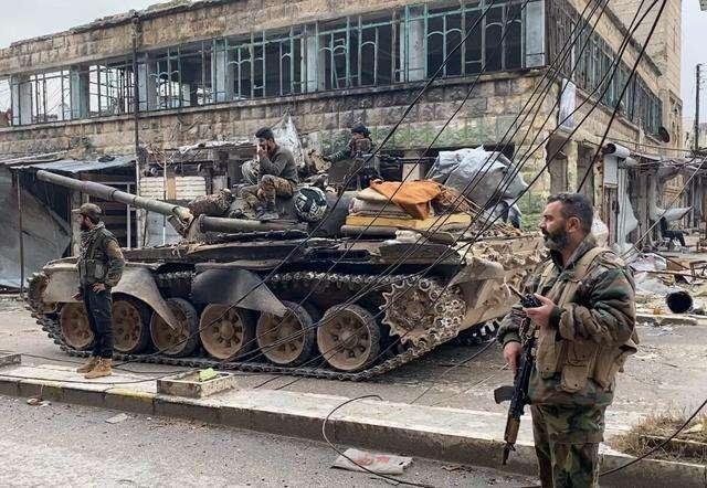 土俄就叙利亚伊德利卜停火细节达成一致