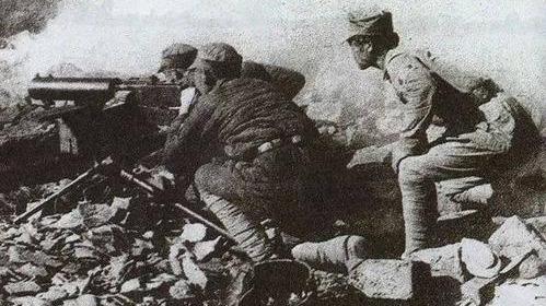 珍贵影像:还原武汉会战最真实的一面 150万士兵激战数月