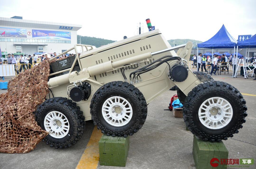 陆军装备部将举办第四届陆上无人系统挑战赛