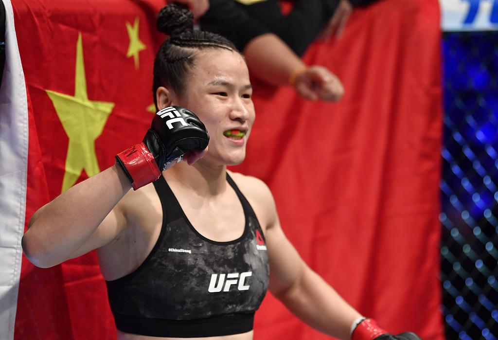 击专家解读张伟丽卫冕金腰带:她就是中国搏击赛场的李娜
