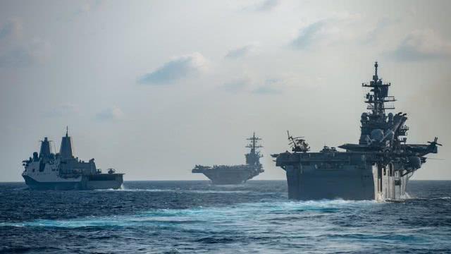 港媒:美軍轟炸機闖入南海,偵察機抵近香港附近空域