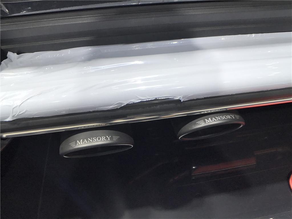 MANSORY迈莎锐限量定制G级G63红丝碳纤豪华越野车 咨询热线:15088779054