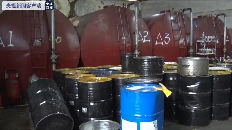 22亿元的惊天大案!广西广东警方联合破获特大假冒品牌车用机油案