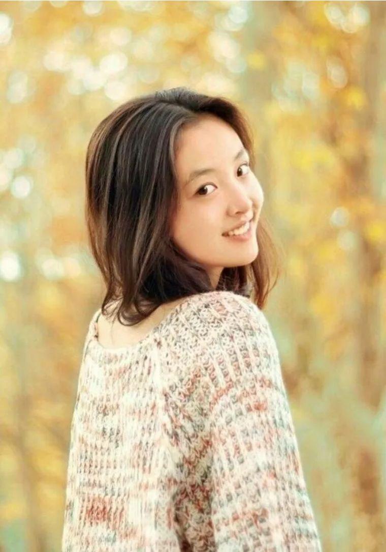 """又是一枚男神杀手28岁吴倩就能拥有可爱成18的""""超能力"""""""