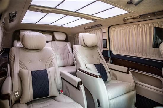 迈巴赫VS680北改装工厂 改装高顶私人订制