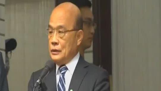 """陈时中将面临""""逼宫""""?台湾民众党团建议苏贞昌接指挥官"""