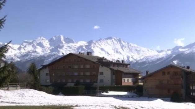 瑞士雪山小镇确诊病例急增 医护人员呼吁政府部门封城