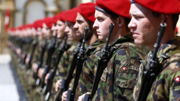二战以来首次 瑞士征召预备役军人抗击新冠病毒