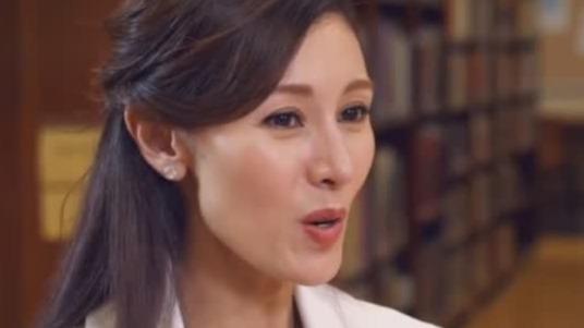 李嘉欣谈当年选港姐 称非常没有安全感