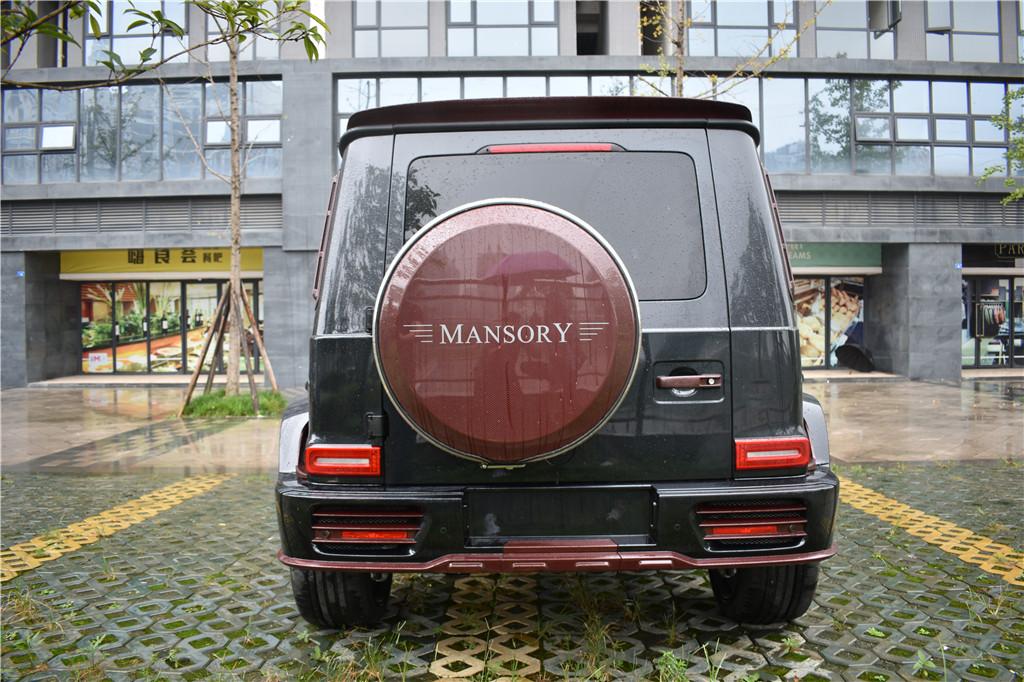 Mansory迈莎锐G级G63碳纤车  咨询热线:15088779054
