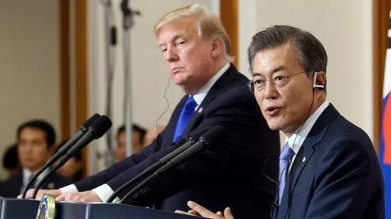 特朗普要韩国援助什么医疗设备?文在寅回应
