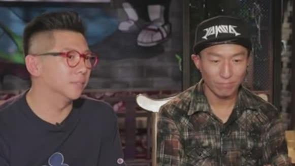 羽泉谈演出 胡海泉:开演唱会就去了KTV一样