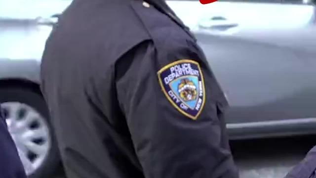 纽约市疫情有多严重?一天内超2000名警察请病假了
