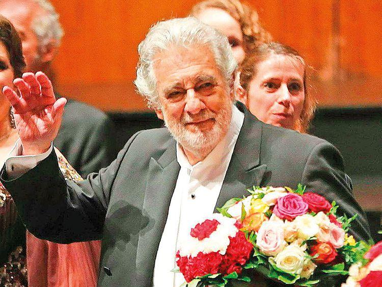 西班牙著名男高音歌唱家多明戈获准出院