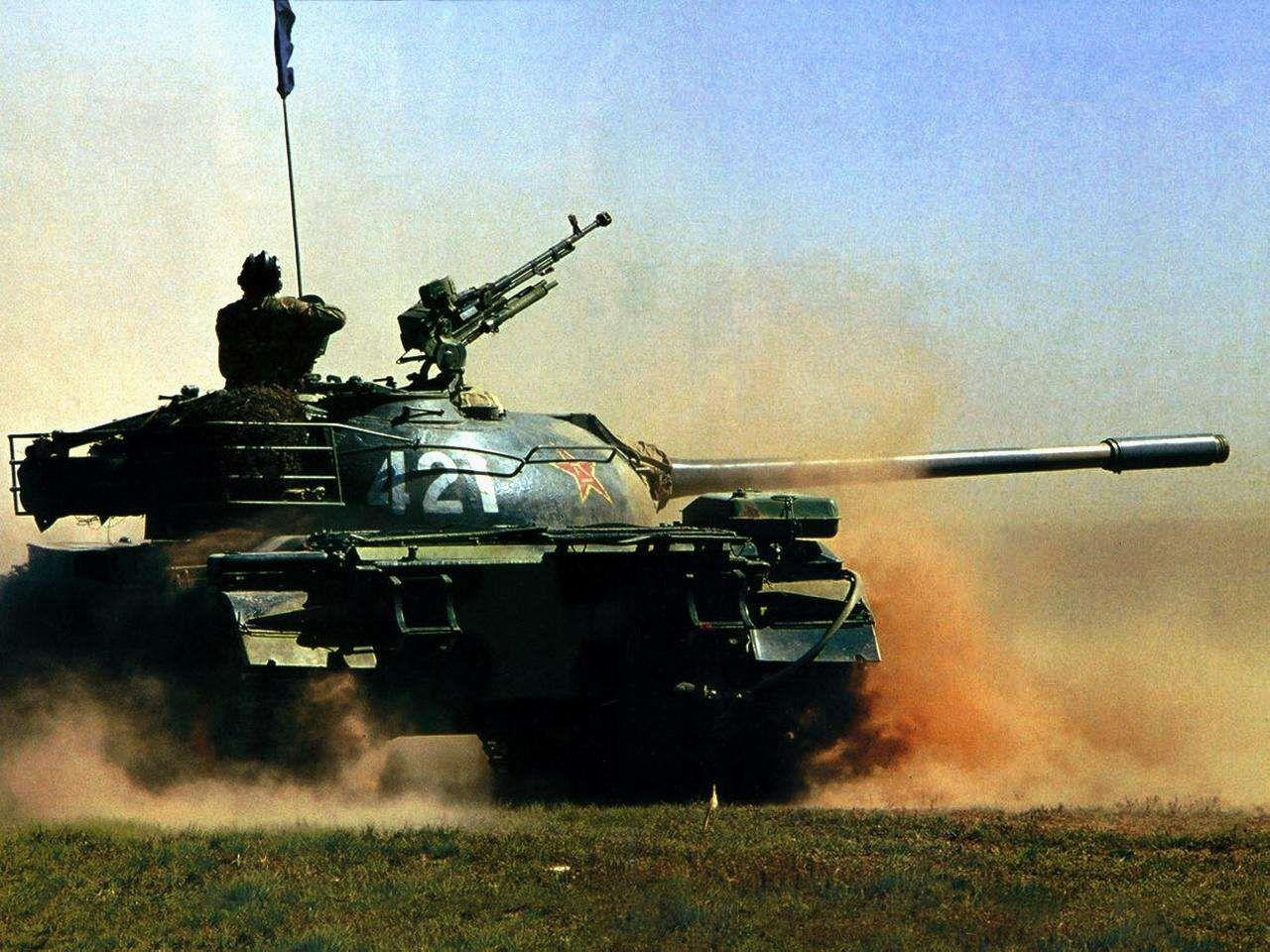 巴铁从塞尔维亚采购282辆T55坦克 单价不到35万美元