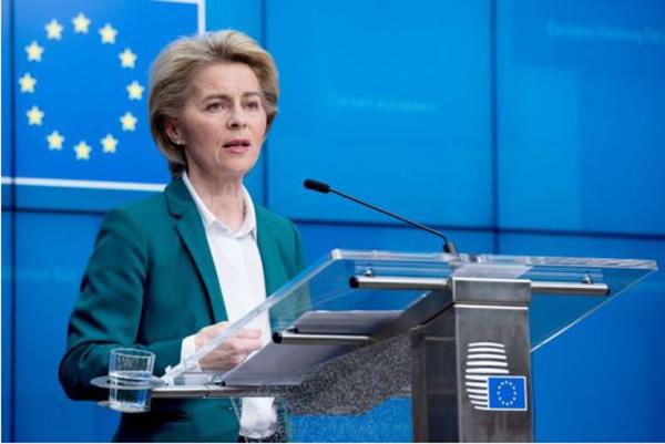 欧委会主席向意大利致歉:对不起,危机之初各国只顾自己