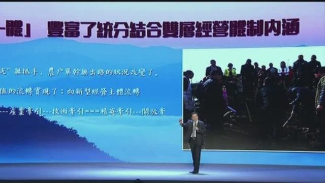 罗凌:千家万户的小生产 难以面对千变万化的大市场