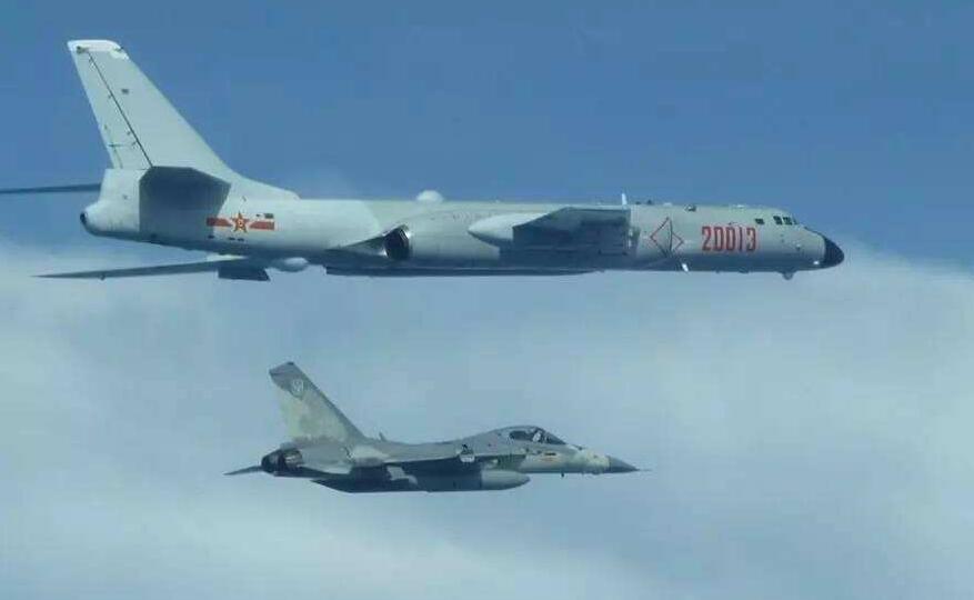 大陆军机为何飞临台海?陈虎:两岸仍处战争状态