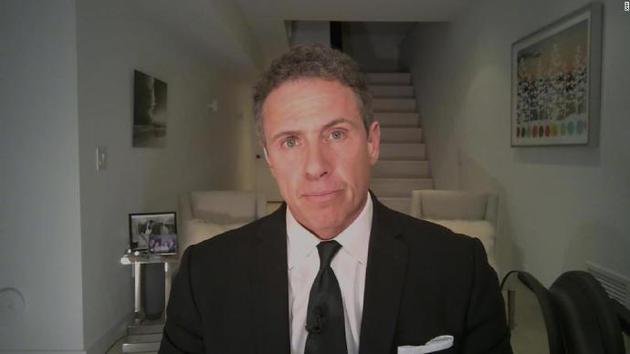 CNN主持人克里斯·科莫确诊新冠肺炎,系纽约州长弟弟
