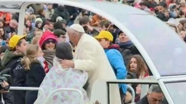 中国与梵蒂冈并未建立外交关系 但教廷一直关注着中国