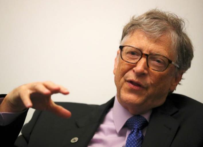 比尔·盖茨警告:美国应全国封锁 病例开始减少或需至少10周