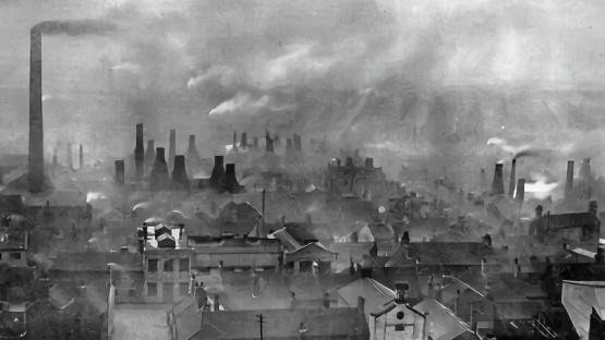 """财经资讯_""""尘埃并未落定"""":工业革命污染的长期影响_凤凰网"""