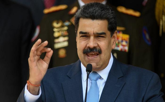 美宣布将向委内瑞拉派军舰后 马杜罗下令部队为和平而战