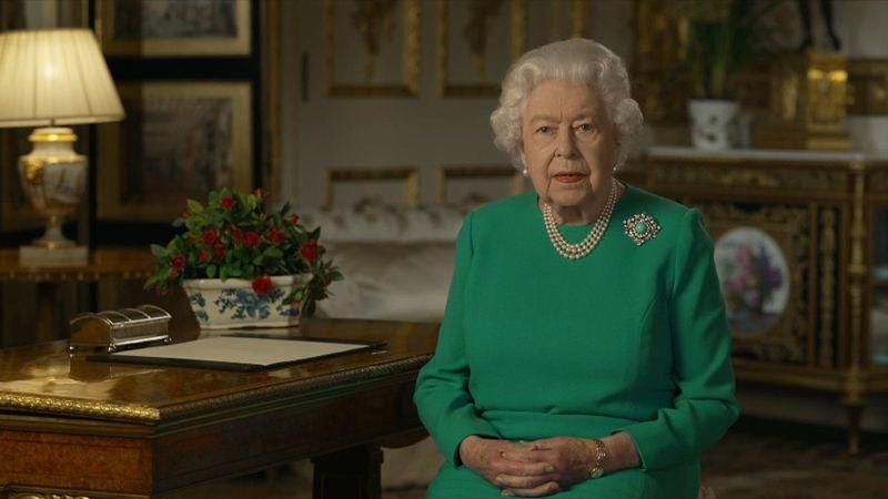 英国女王就疫情发表特别演讲,传递重要信息(图)