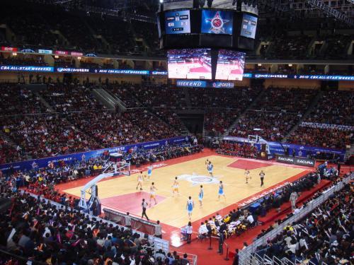 CBA与中国移动咪咕签约5年 开启中国篮球5G时代