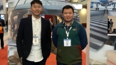 两名中国博士生操盘全球最流行新冠肺炎疫情图 日点击超10亿