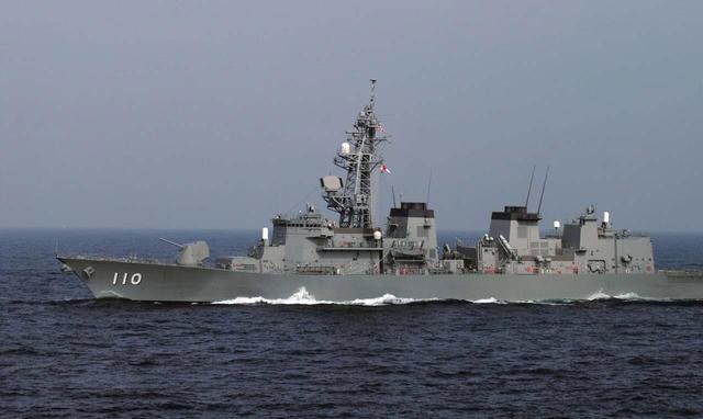疫情时期日本仍派舰船赴中东?河野:确保万无一失