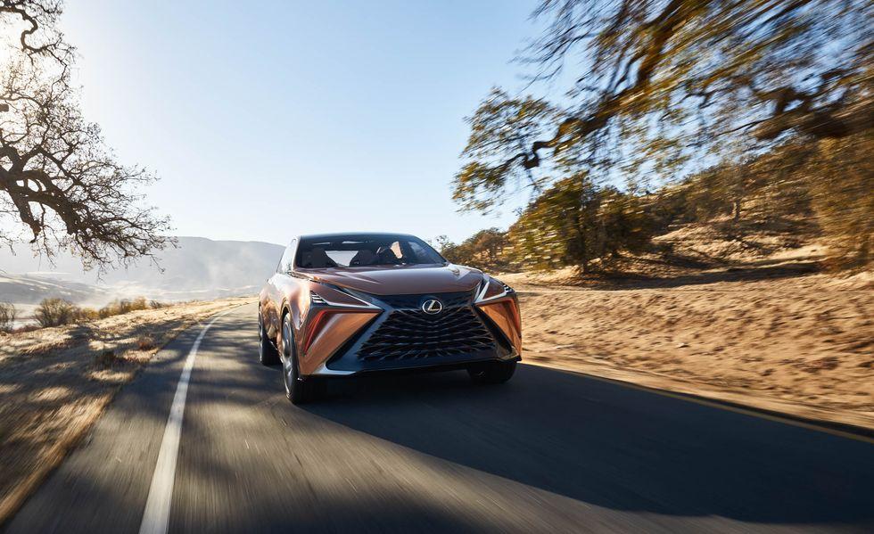 雷克萨斯LQ将成为雷旗舰SUV 与LS共享平台