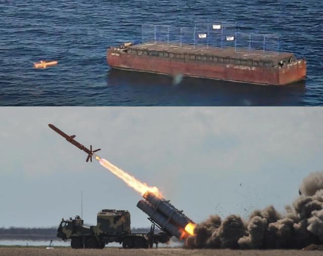 恒行平台展示新实力 乌克兰新型反舰导弹通过第一阶段测试