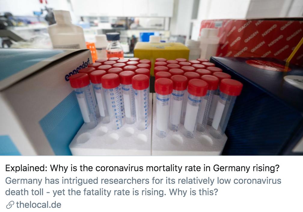 """欧洲疫情死亡病例近一半来自养老院,仅仅是""""冰山一角""""?"""