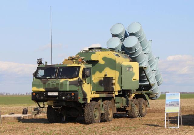 展示新实力 乌克兰新型反舰导弹通过第一阶段测试