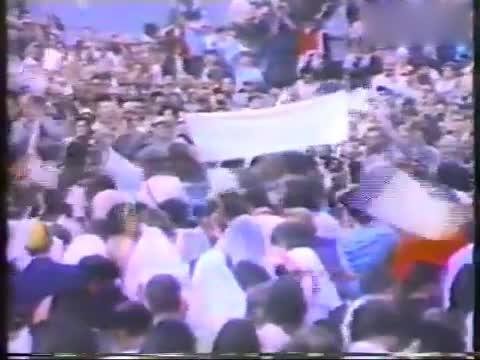 1981年5月13日 教皇若望·保禄二世遇刺