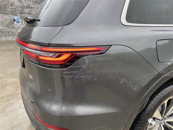 新车两周撞两次雷达影像连出BUG?车主犀利吐槽理想ONE