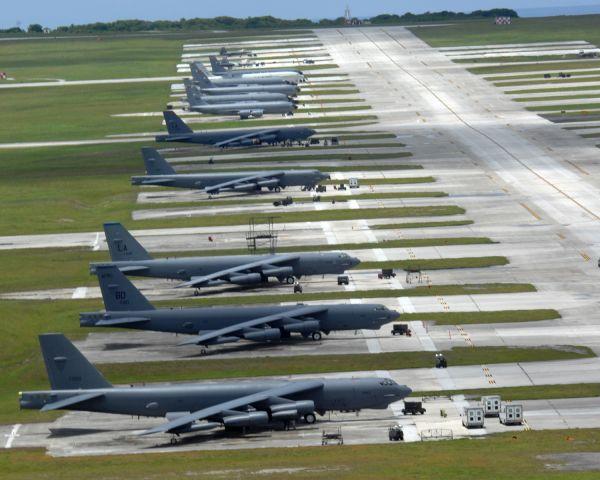 B52为何撤离关岛?日媒披露美空军对抗大国新构想
