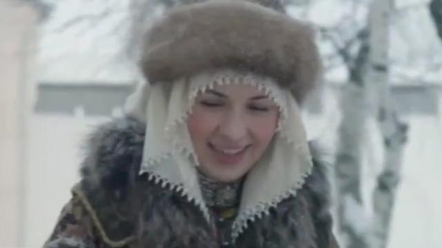 这个女孩并没有参加俄国的选秀 沙皇却选她当自己的妻子