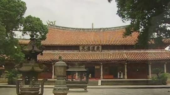 1942年李叔同在泉州开元寺圆寂 终年63岁!