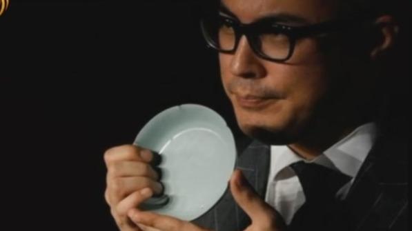 900年汝窑瓷器惊艳亮世 以2.8亿港币天价拍卖