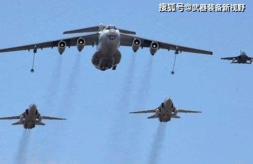 乌克兰仅存3架加油机全给中国 可同时给3架战机加油