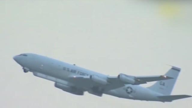 美多次派侦察机飞临半岛 加强对朝监视?