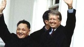 """1949年中美两国握手言和 美国电视剧开始""""登陆""""中国荧屏"""