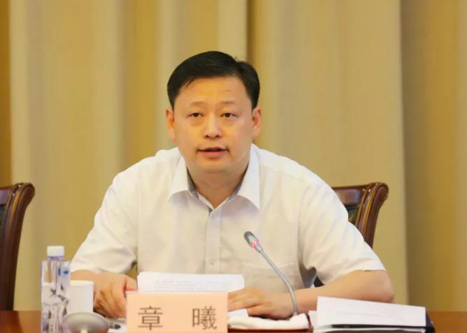 上海最年輕區委書記,跨省升副部