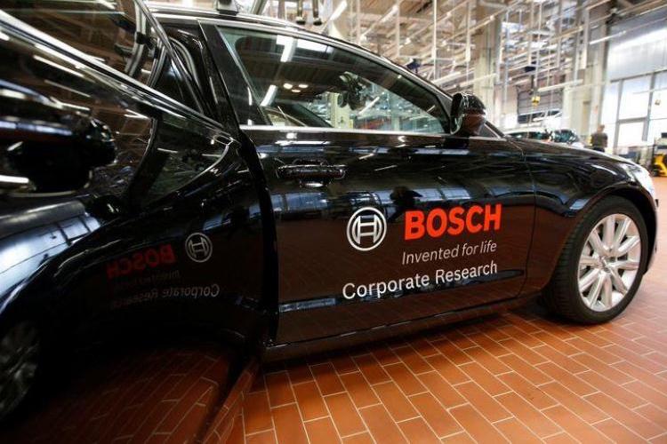 德国博世:2020年全球汽车产量或下降20%