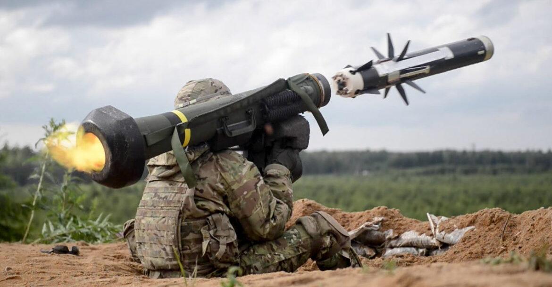 """美制""""标枪""""导弹再升级 战车有反应装甲也扛不住"""
