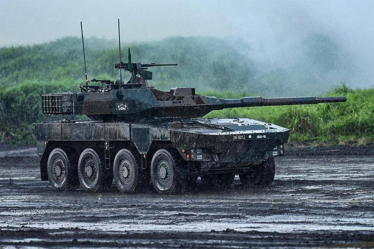 """日本自卫队增购33辆""""坦克杀手"""" 可用于岛屿作战"""